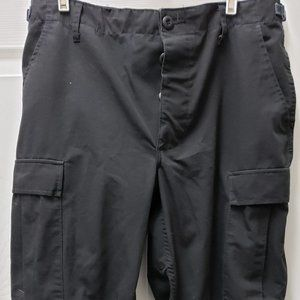 Propper Navy Blue Tactical Cargo Pants Button Fly